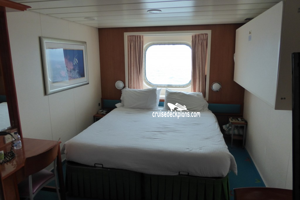 Norwegian Star Oceanview Details