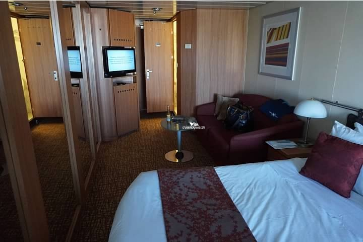 Celebrity Summit Cruise Review for Cabin 2196 - cruizr.com