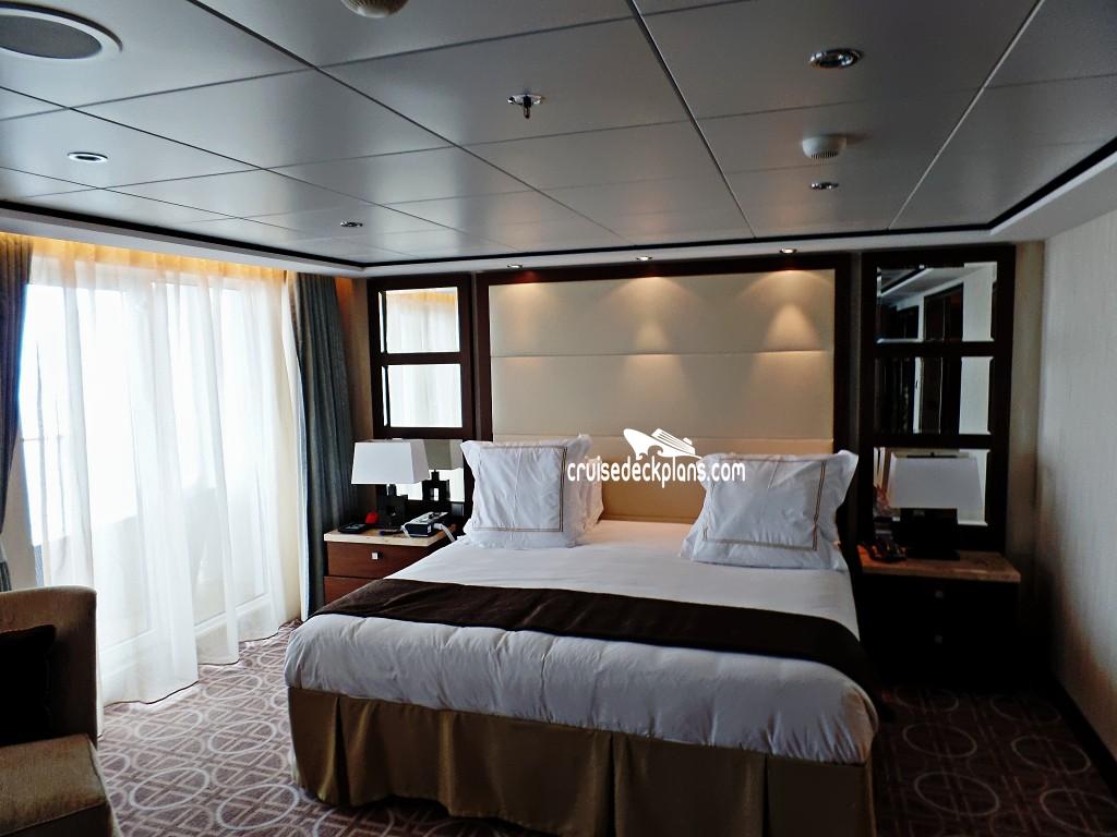 Celebrity eclipse deck plans diagrams pictures video penthouse suite cabin picture baanklon Choice Image