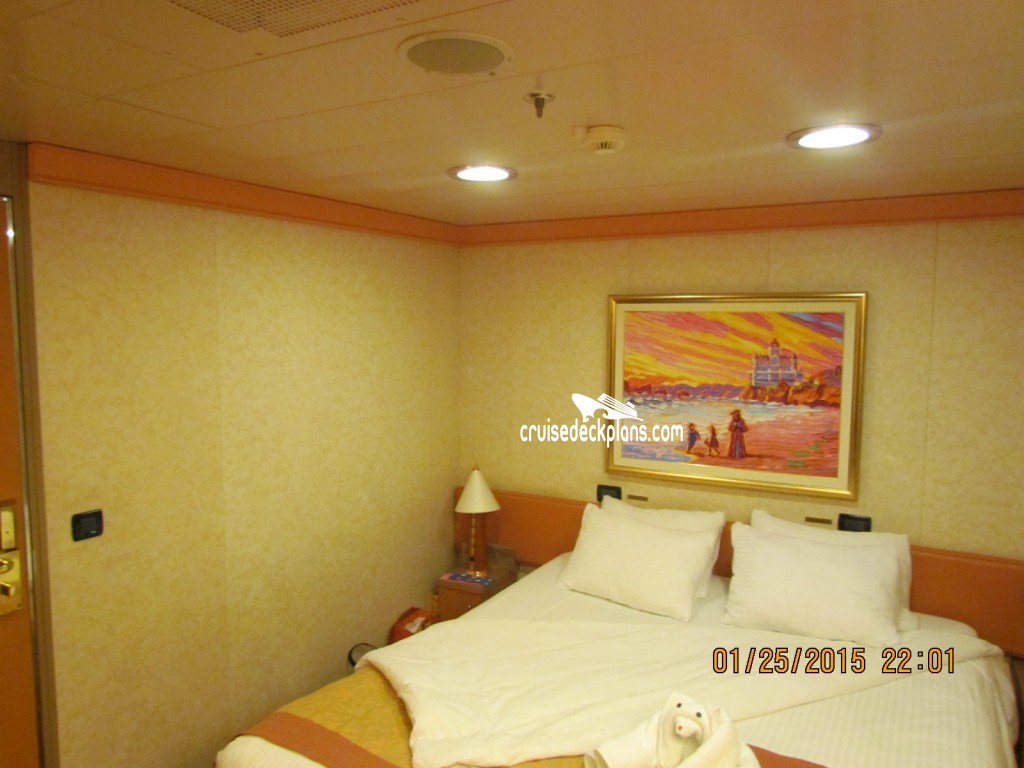 carnival freedom deck plans cabin diagrams pictures carnival freedom cabins and suites cruisemapper