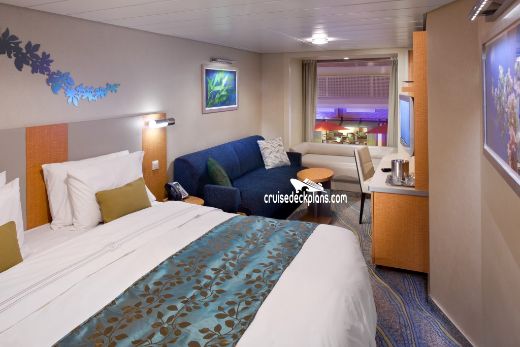Harmony Of The Seas Deck Plans, Diagrams, Pictures, Video