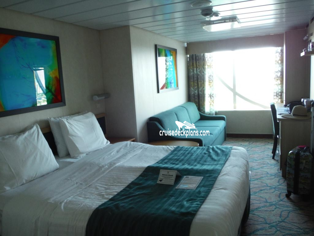 Vision Of The Seas Oceanview Category
