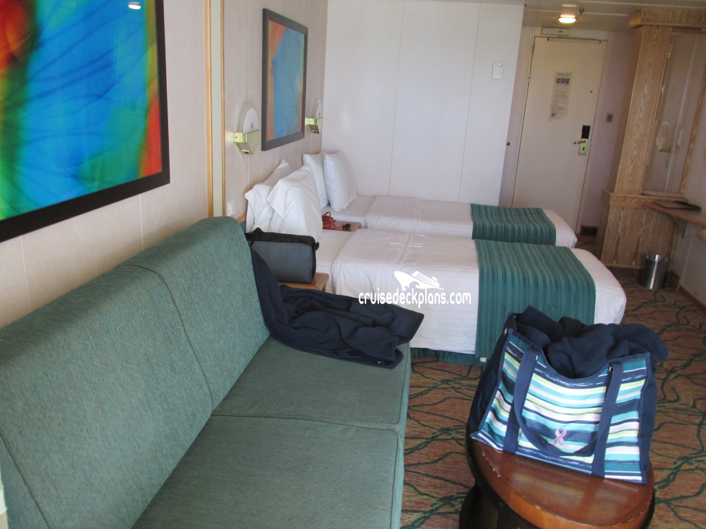 Grandeur Of The Seas Deck 10 Deck Plan Tour