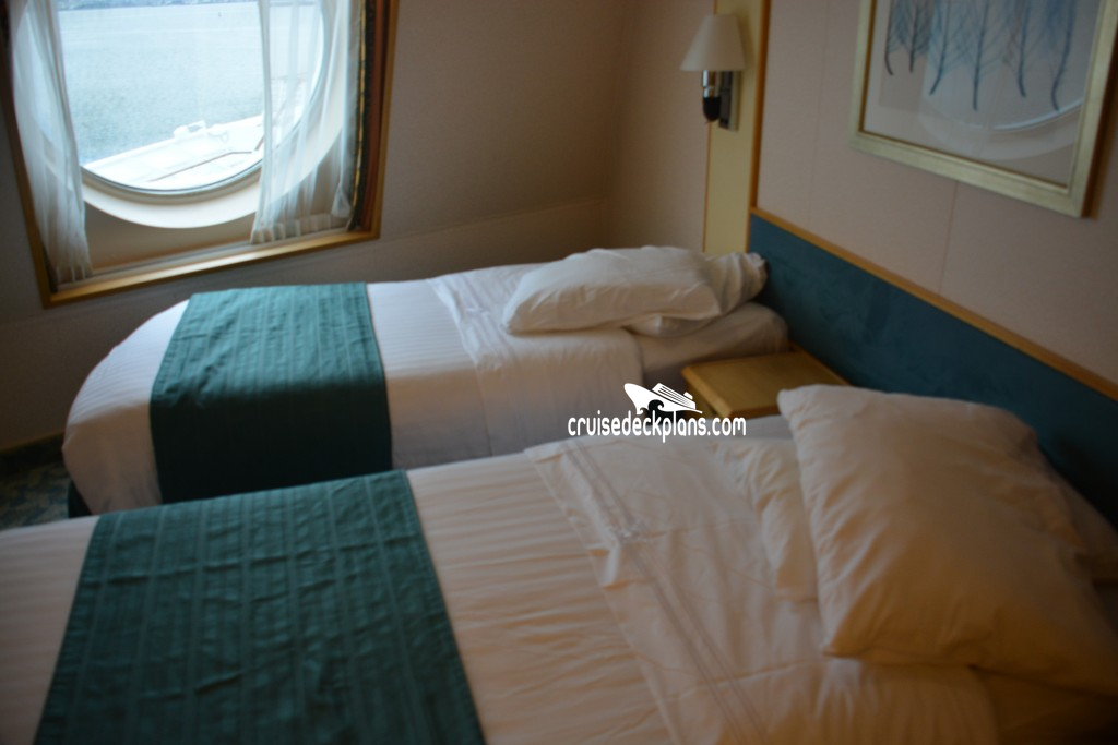 Royal Caribbean Freedom Class Oceanview