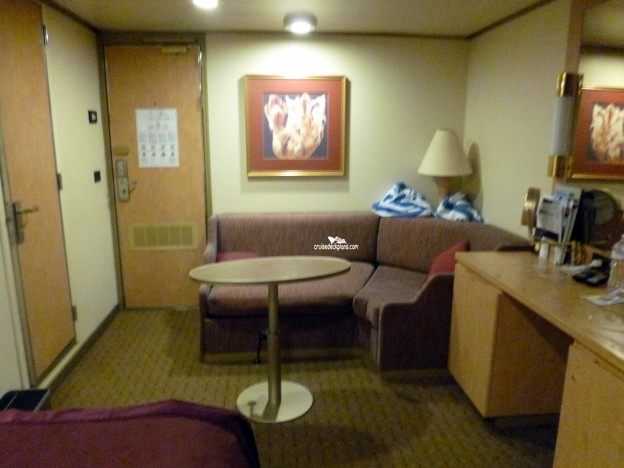 Holland America Vista Class Interior