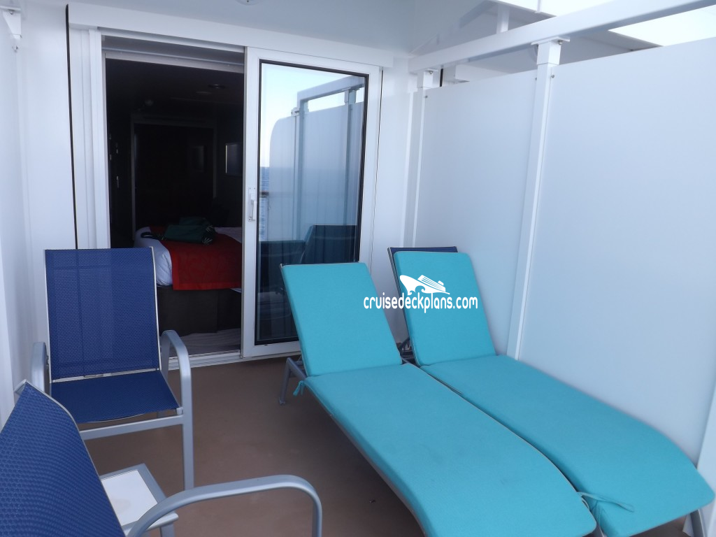 Norwegian Breakaway Mini-Suite Details