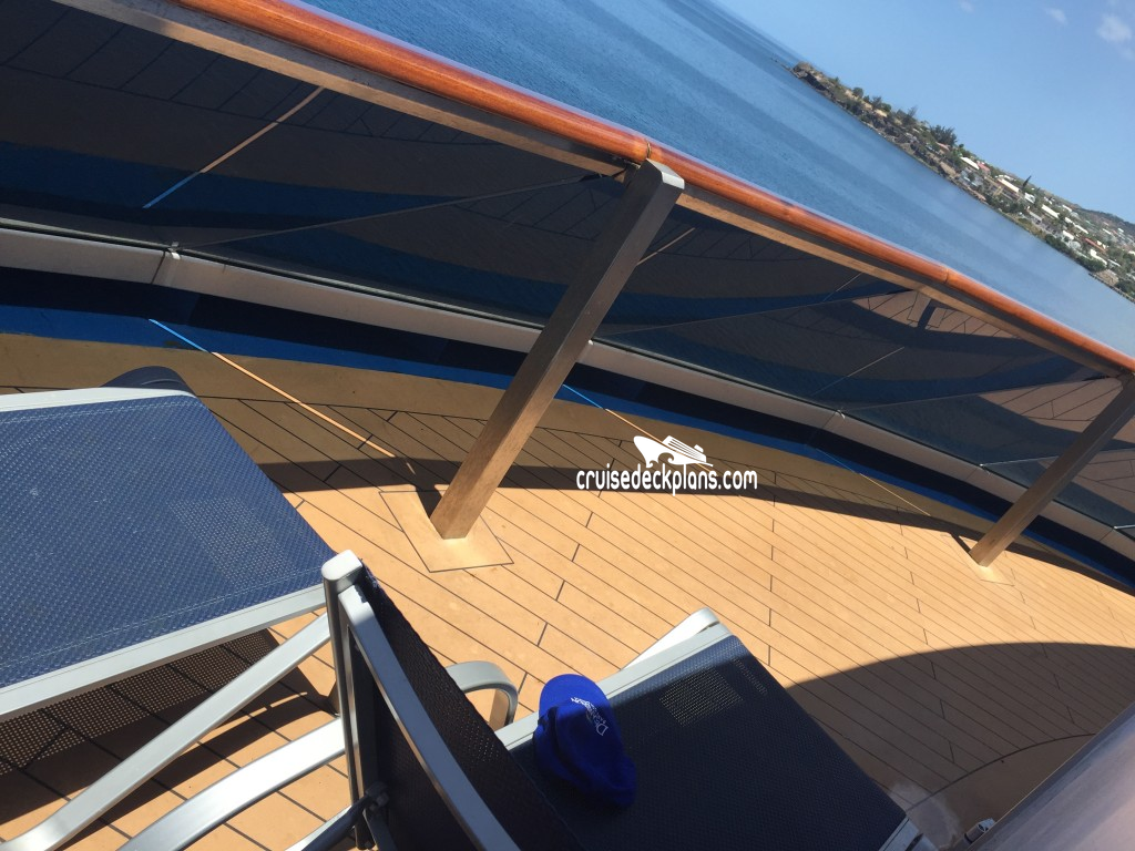 Carnival Breeze Verandah Deck Plan Tour