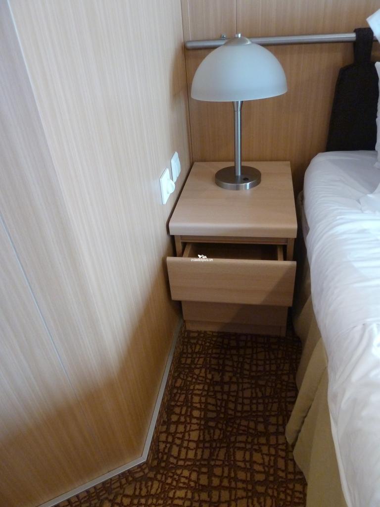 Celebrity Summit Aqua Class Stateroom - Cruise Deck Plans