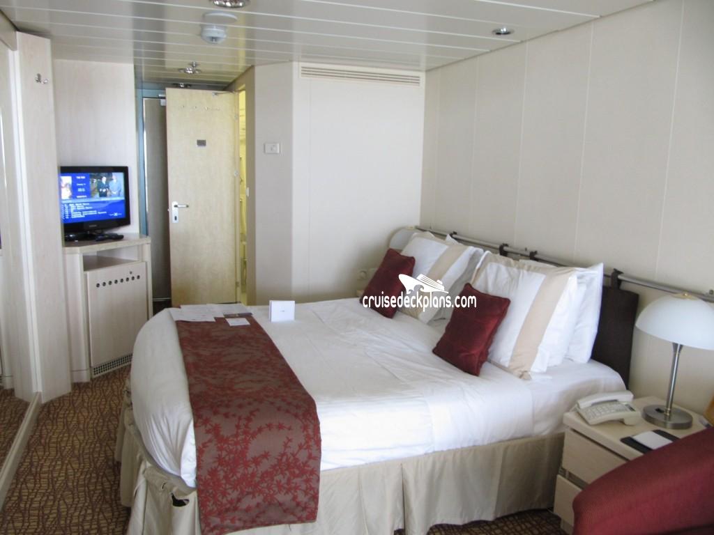 Celebrity Infinity Cruise Review for Cabin 8102 - cruizr.com