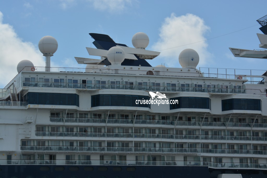 Celebrity summit cabin categories