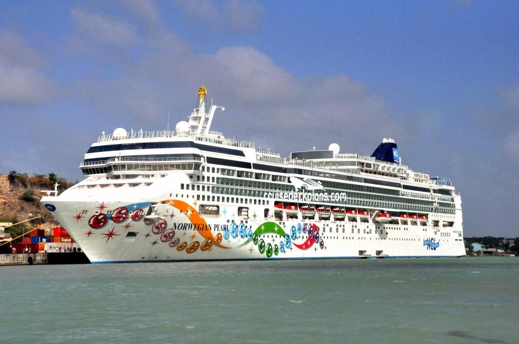 Norwegian Pearl Deck Deck Plan Tour - Norwegian pearl cruise ship