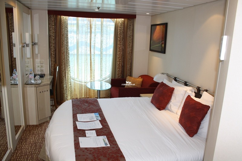 Celebrity Constellation Cabins & Staterooms on Cruise Critic