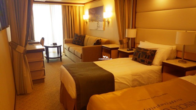 Princess Royal Class Mini Suite