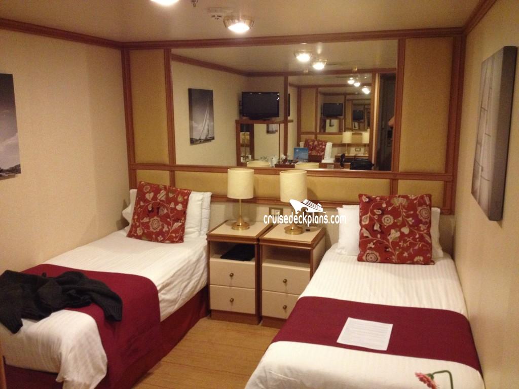 Azura Deck 11 Deck Plan Tour
