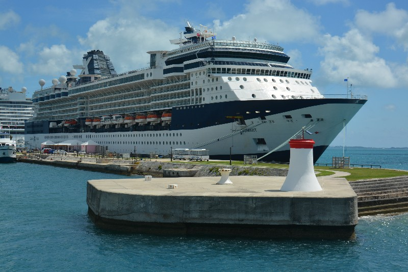 Celebrity Summit in Bermuda