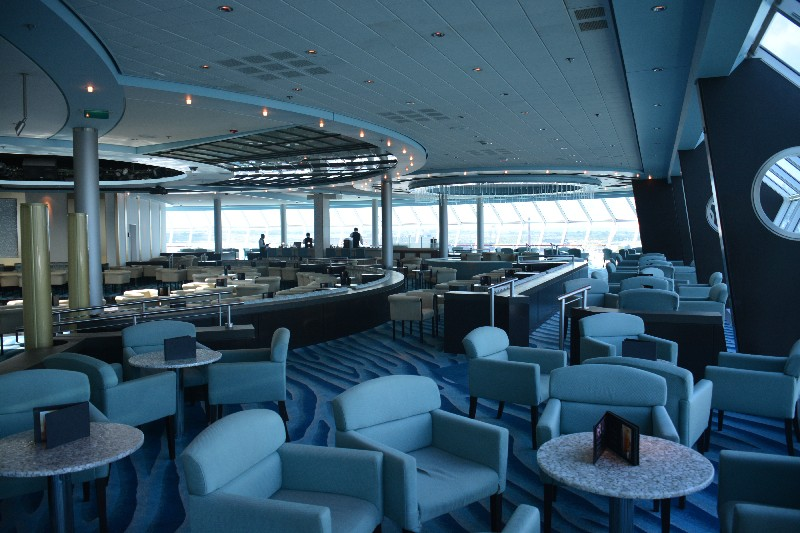 Revelation Lounge on Celebrity Summit