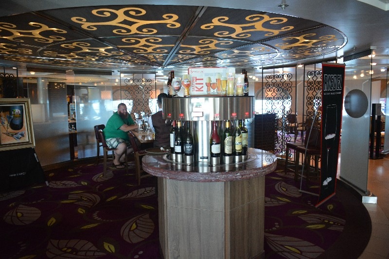 Cellar Masters on Celebrity Summit