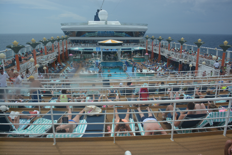 Norwegian Dawn The Good And Bad - Smoking policy on cruise ships