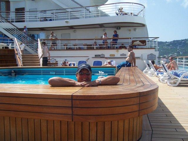 Grand Princess Terrace Pool Pictures |Pool Terrace Grand Princess