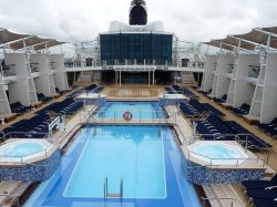 Celebrity Eclipse Main Pools anonymous