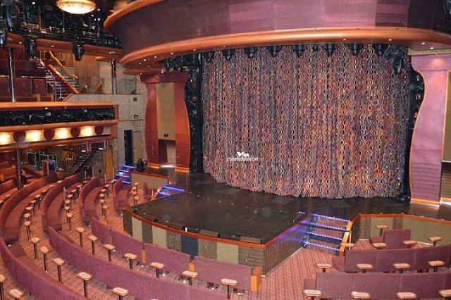 Carnival Magic Showtime Theater Pictures