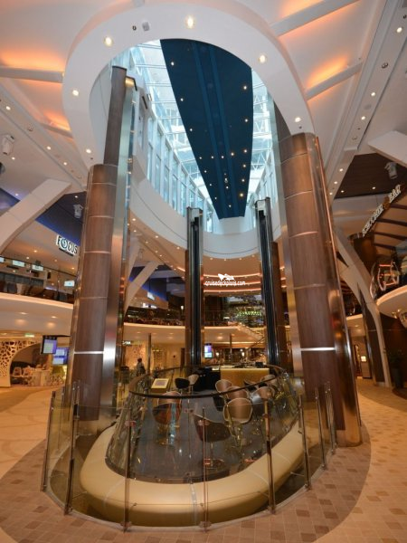 Symphony Of The Seas Rising Tide Bar Pictures