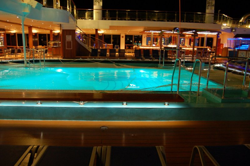 Carnival Victory Tritons Pool
