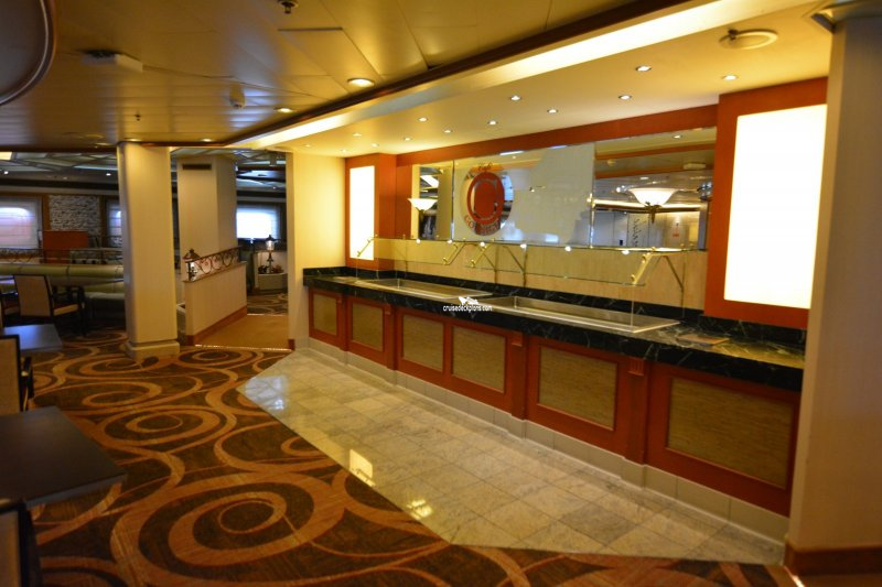 Sea Princess Cafe Corniche