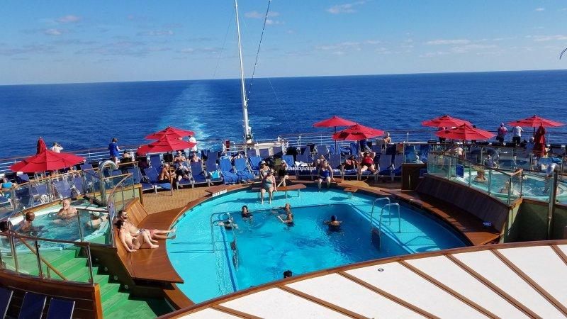 Carnival Horizon Deck 10 Deck Plan Tour