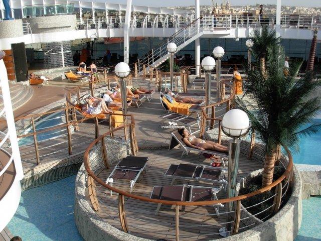 Msc splendida aqua park pictures for Deckplan msc splendida