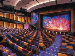 Brilliance of the Seas Pacifica Theatre anonymous
