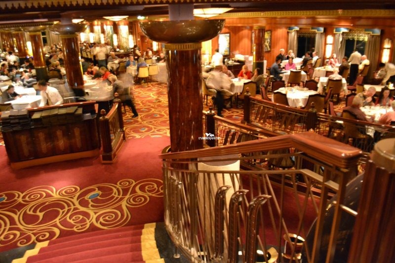 Norwegian Gem Grand Pacific Dining Room Pictures
