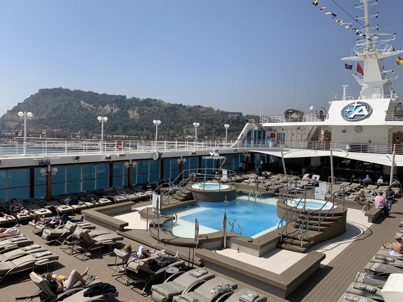 Azamara Pursuit Pool
