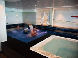 Norwegian Escape Spa Thermal Suite Steve Millay