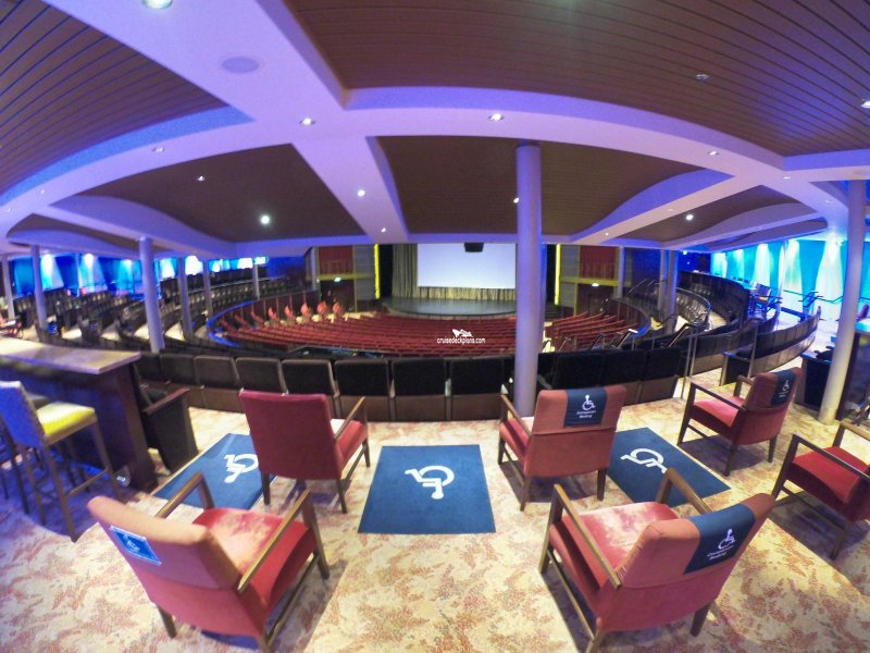 Celebrity Eclipse Eclipse Theater