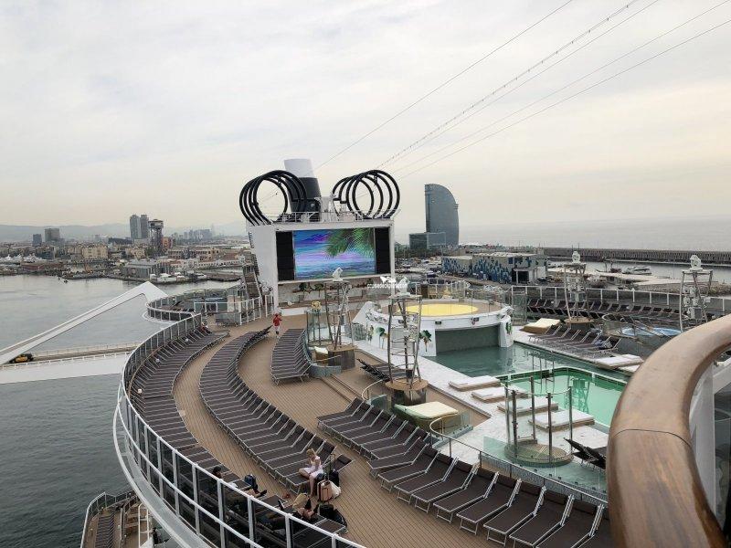 MSC Seaview Deck 16 Deck Plan Tour