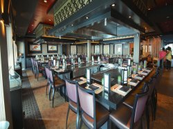 Norwegian Escape Teppanyaki Martha Boyer