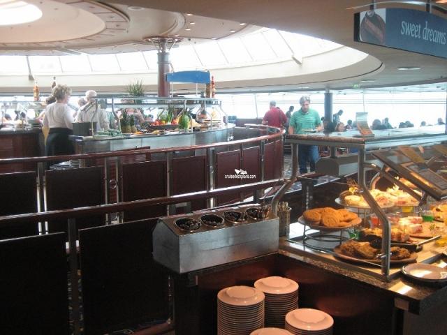 Celebrity cruise panorama deck carnival magic