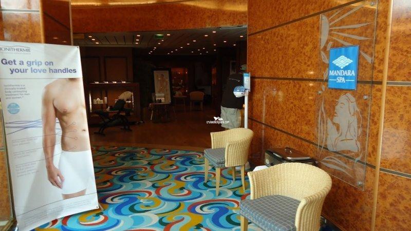 Cruise ship massage sauna sex