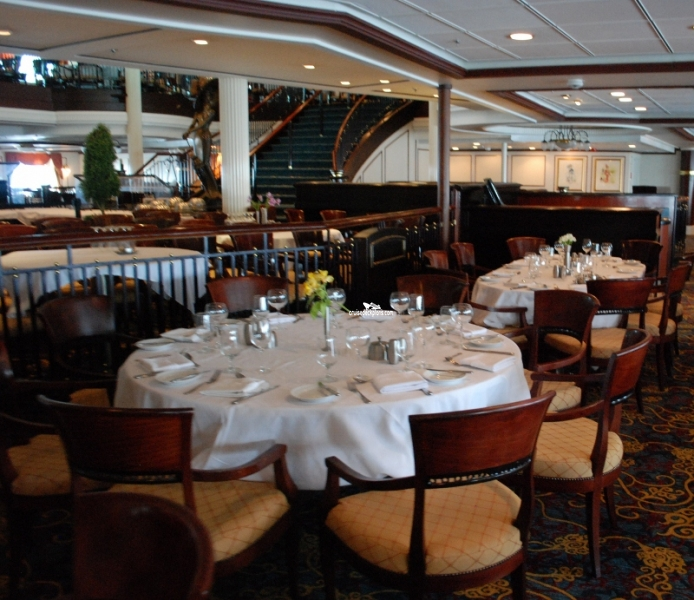 Enchantment Of The Seas My Fair Lady Dining Room Pictures