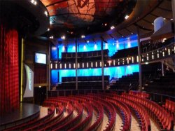 Celebrity Eclipse Eclipse Theater anonymous