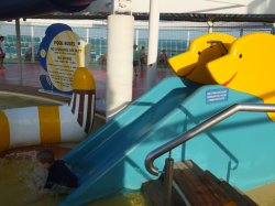 Brilliance of the Seas Adventure Beach Kirk Grano