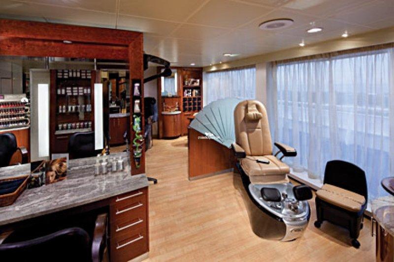 Seven seas navigator deck 12 deck plan tour for Adonia beauty salon