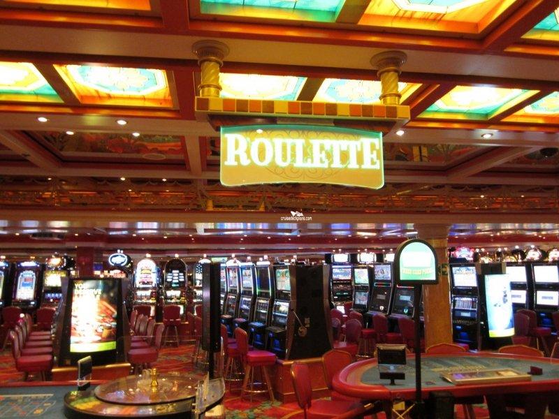 Ruleta casino numeros