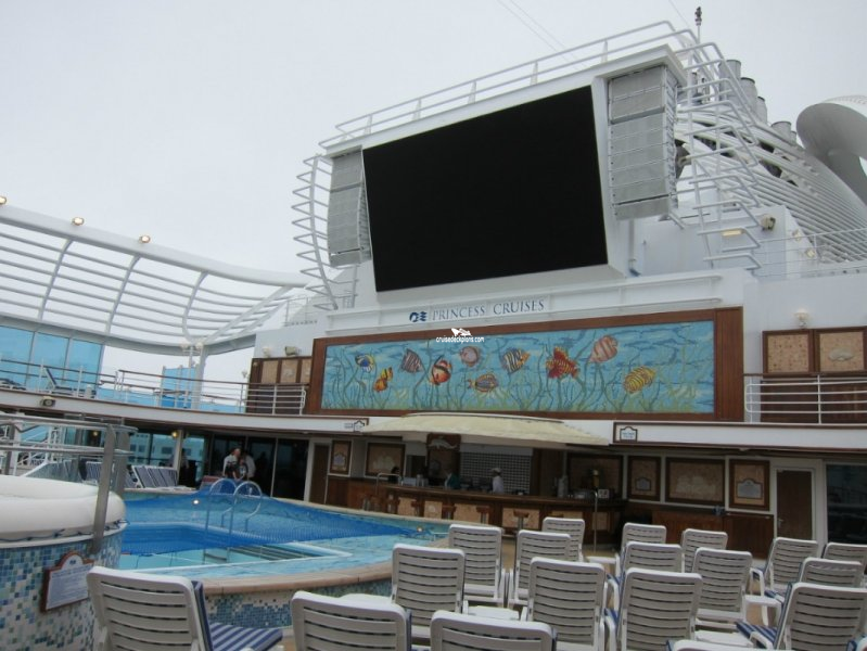 Vista deck celebrity eclipse position