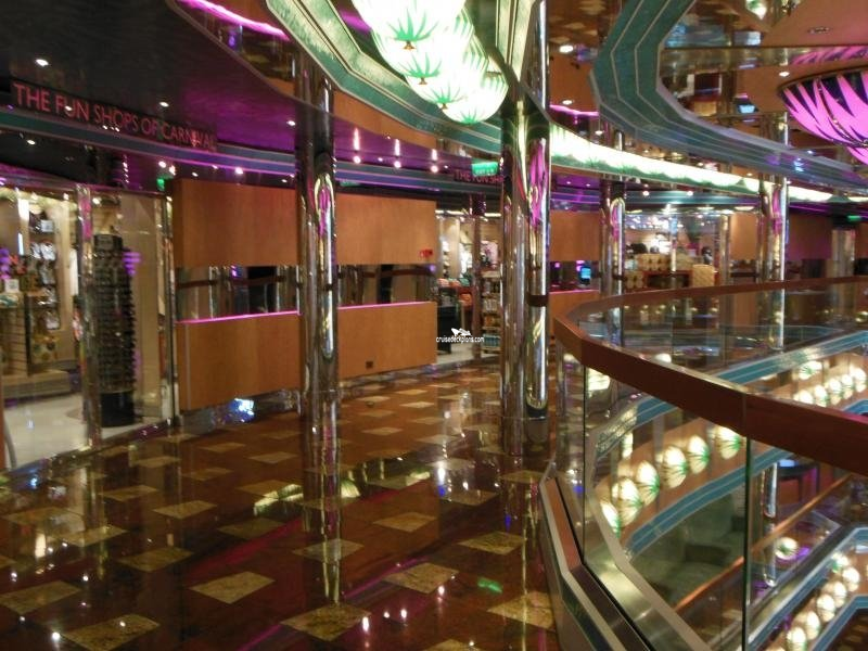 Carnival Magic The Fun Shops Pictures