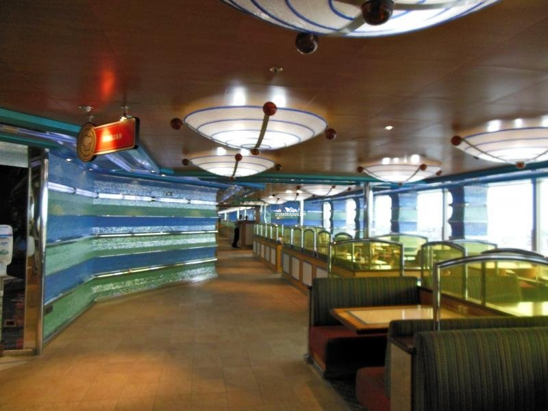 Carnival Magic Lido Marketplace Pictures