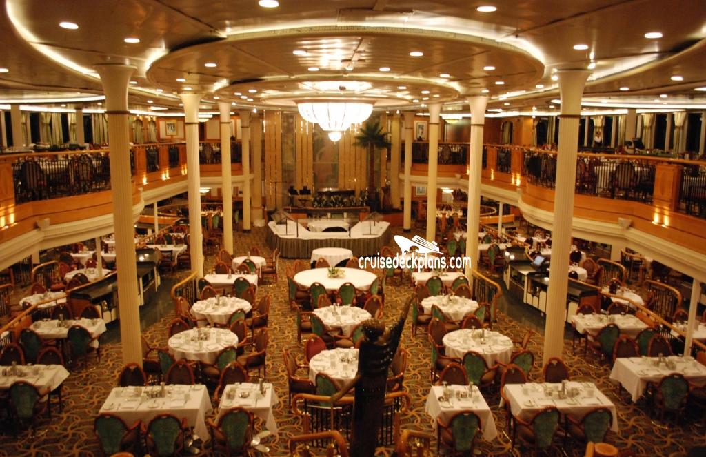 Great gatsby dining