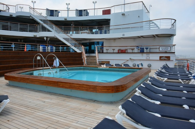 access to Terrace pool Golden - Cruise Critic Message ... |Pool Terrace Grand Princess