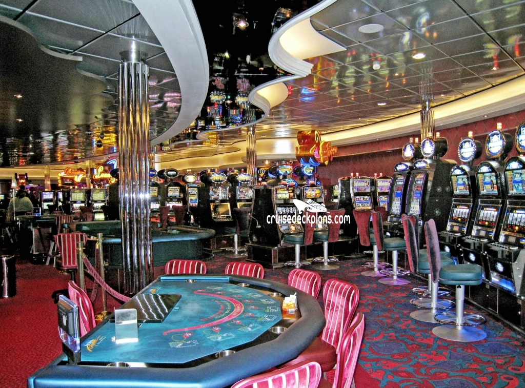 Royal caribbean casino vip perks